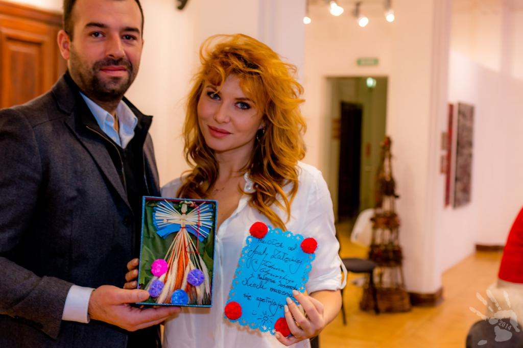 Mikołajkowa akcja charytatywna - Kulturalne Anioły