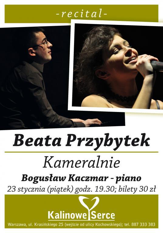 Beata Przybytek - Kameralnie