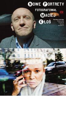 Wernisaż wystawy zdjęć Macieja Kłosia