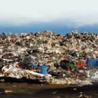 Kontrola śmieciowej góry na Radiowie