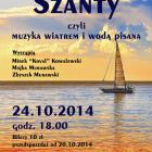 """Szanty - """"Muzyka wiatrem i wodą pisana"""""""